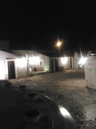 Casa Ciomod: le stanze al piano terra esterno