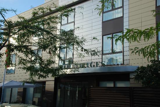 Hotel Desitges: Desitges (outside)