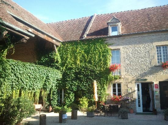 Auberge de la Mue : The hotel