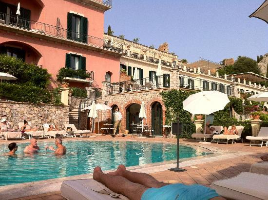 Belmond Grand Hotel Timeo Taormina Sicily