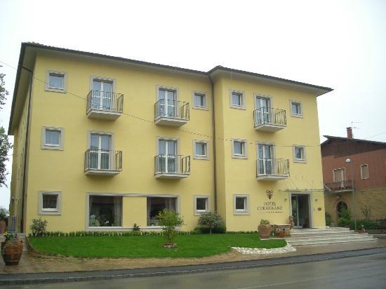 Hotel Corsignano - Pienza: Esterno