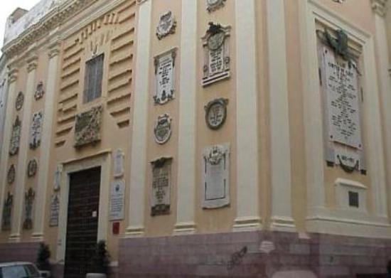 Cadix, Espagne : Güzel yapı