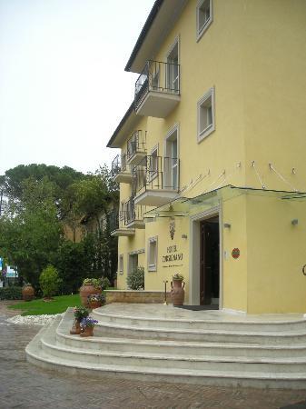 Hotel Corsignano - Pienza: Ingresso