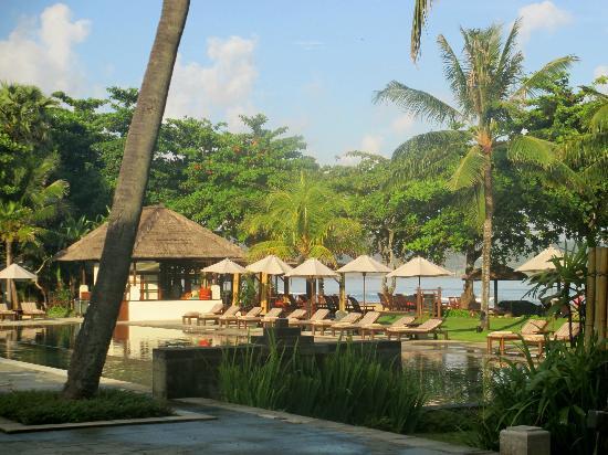 Belmond Jimbaran Puri: Hotel Pool