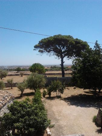 Agriturismo Serrameta: panorama