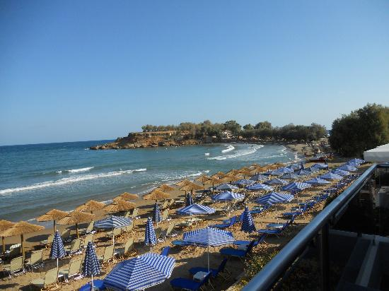 Golden Bay : Room view