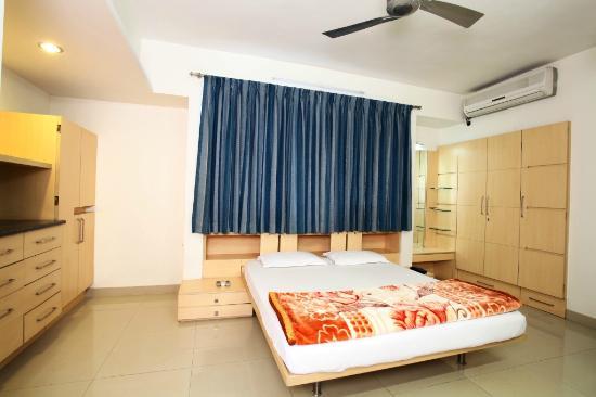 Krishna Sai Service Apartments: Experience Elegance Every Moment