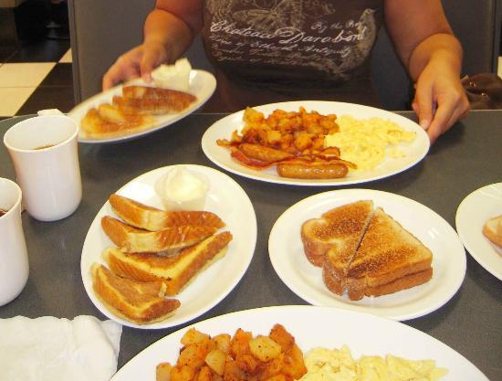 Fifties Diner: E chi la mangia tutta 'sta roba!?!