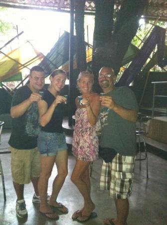 Lizard Lounge: Cheers!