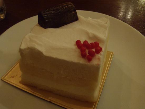 Padi House: Low fat yoghurt cake