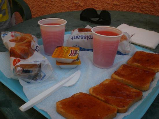 Greco Hotel: Desayuno 1 euro
