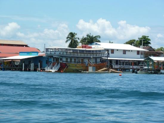 Hotel Palma Royale: Bocas
