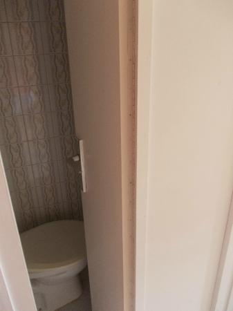 Bonavista : Die Toilette ( 1x1m, höchstens)