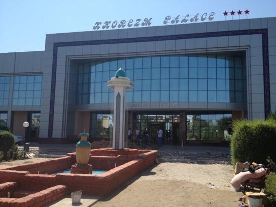Urgench, Uzbekistan: Khorezm Palace