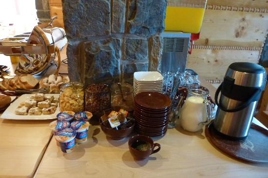 Penzion Viktoria: Coffee and Tea Bar