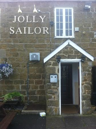 ‪‪Saltburn-by-the-Sea‬, UK: Jolly Sailor - not a bad little lunch stop.
