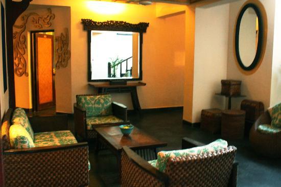Casa Baga: Lobby Area