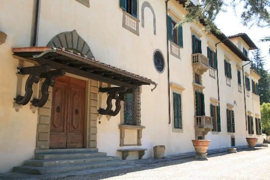 Residenza Strozzi: Beautiful architecture