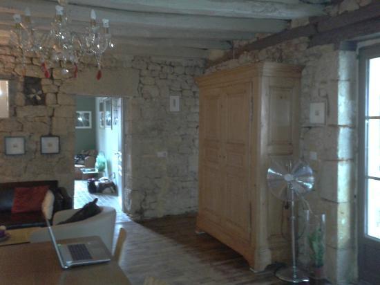 La Maison de Violette: séjour Maison de Violette