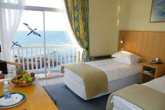 Luderitz Nest Hotel: Room with a balcony