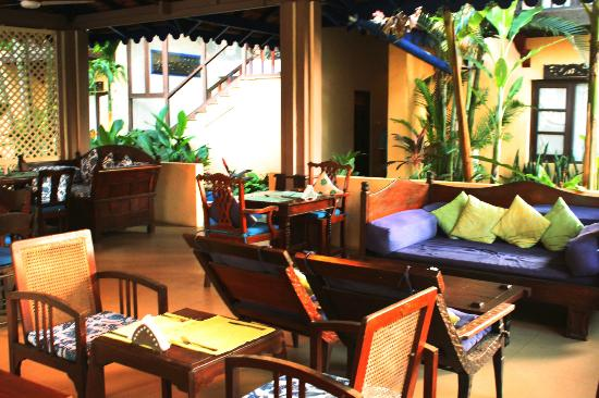 Casa Baga: Dining Area