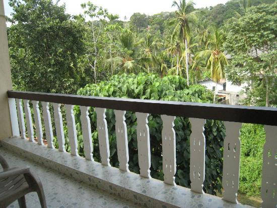 Sunny Mood Guesthouse: balcony