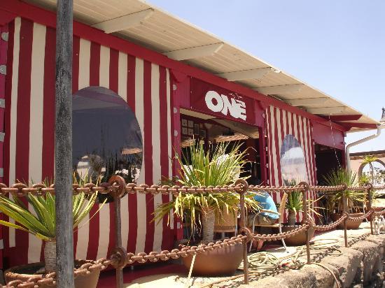 One Bar: ONE desde un barco