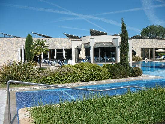 Hotel Sollievo Terme: piscina