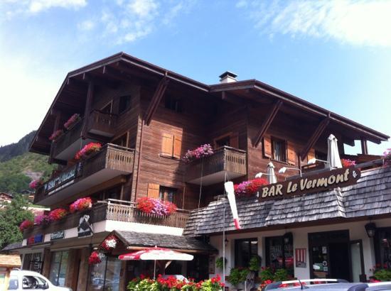 Hotel Le Vermont: hôtel sympathique