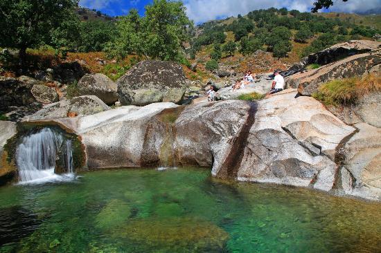 Candeleda, İspanya: Garganta de Chilla