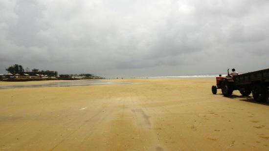 Resort Hirak Jayanti : Mandarmoni Beach, near Digha, West Bengal