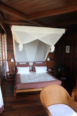 Anjajavy L'Hotel: Bungalow