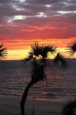 Anjajavy L'Hotel: Sunset