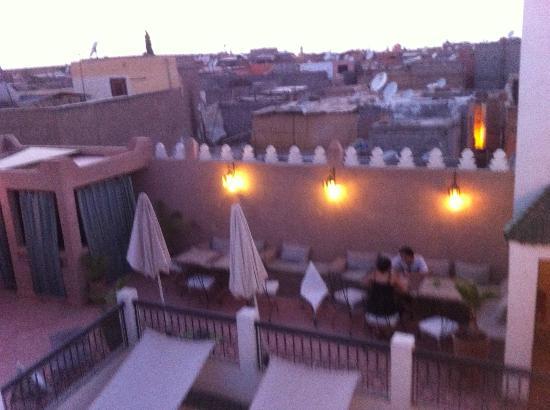 Riad Baba Ali: le voisinage