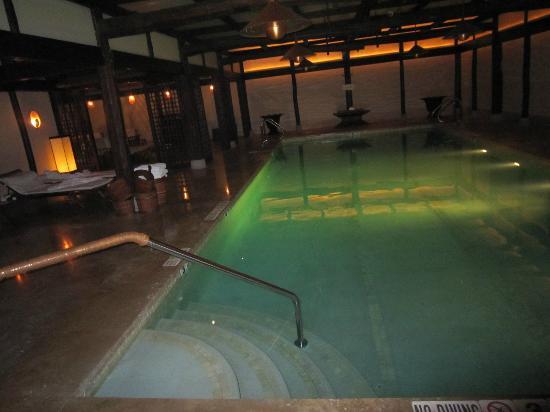 Greenwich Hotel: swiming pool