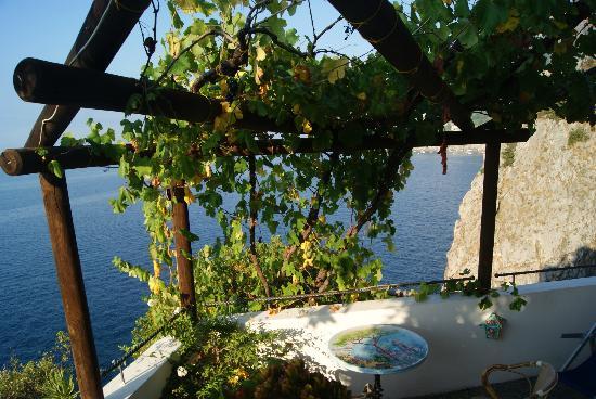 La Locanda del Fiordo: una splendida vista dalle camere