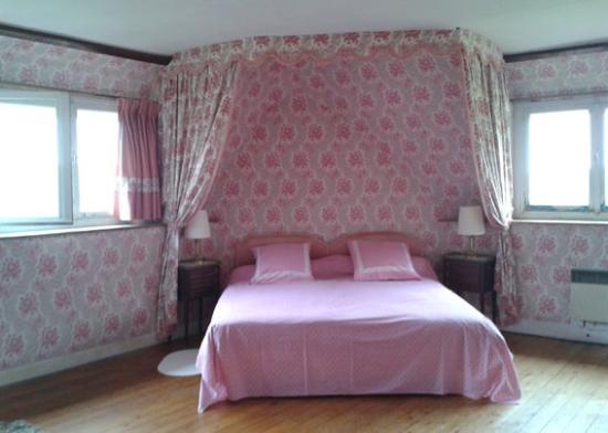 Chambres d'hôtes La Galetière : Chambre Flaubert