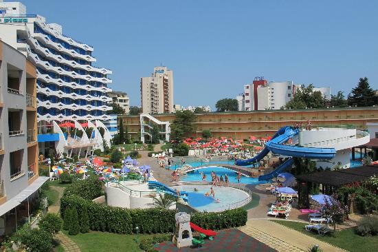 Trakia Plaza Hotel : Complexe Trakia