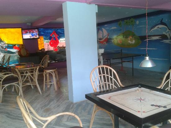 Goa - Villagio, A Sterling Holidays Resort: indoor games