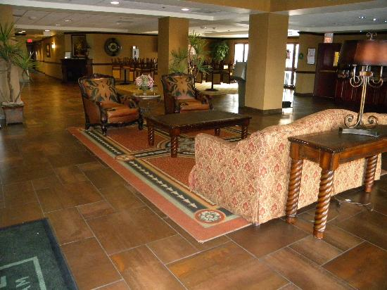 Wingate by Wyndham Abilene: Relaxation area