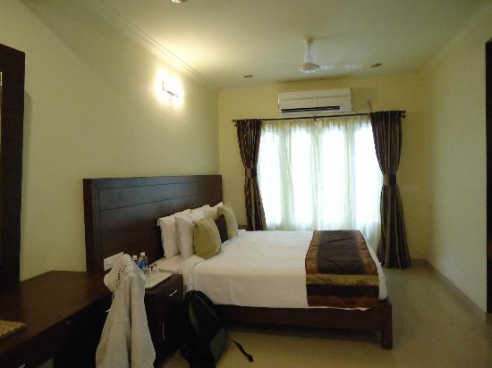 Goa - Villagio, A Sterling Holidays Resort: Our room