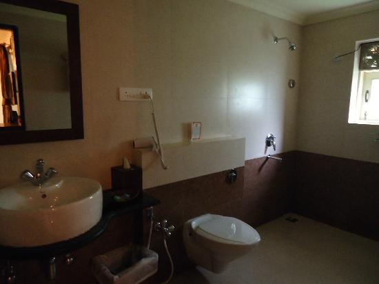 Goa - Villagio, A Sterling Holidays Resort: bathroom