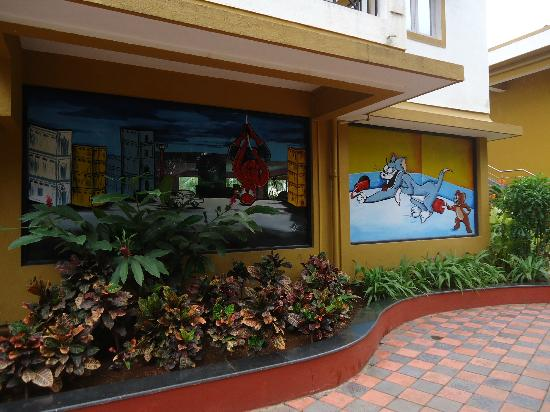 Goa - Villagio, A Sterling Holidays Resort: hotel