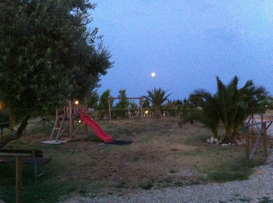 Briciola di Sole: il parco giochi