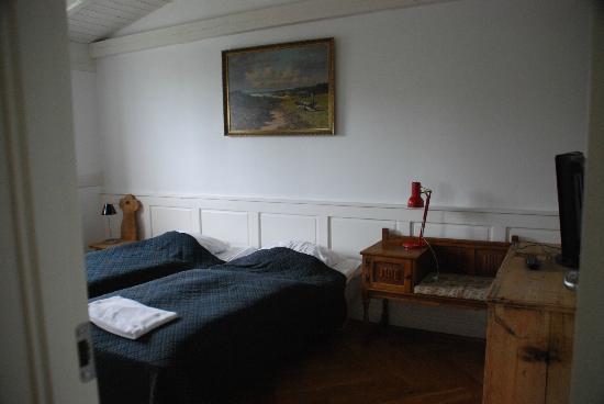 Stege Nor: una stanza