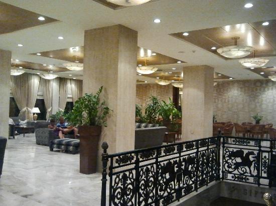 Divani Palace Acropolis: Lobby