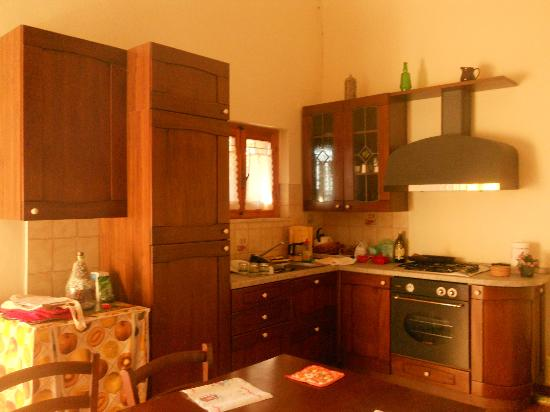 Residence Selvatellino: cucina