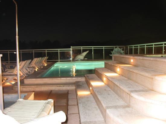 Hotel Villa Marzia: Piscina