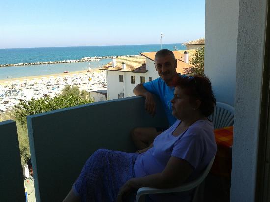 Hotel Graziella: vista mare
