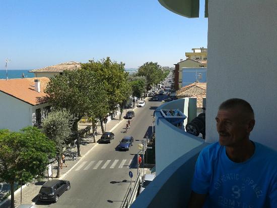 Hotel Graziella: vista